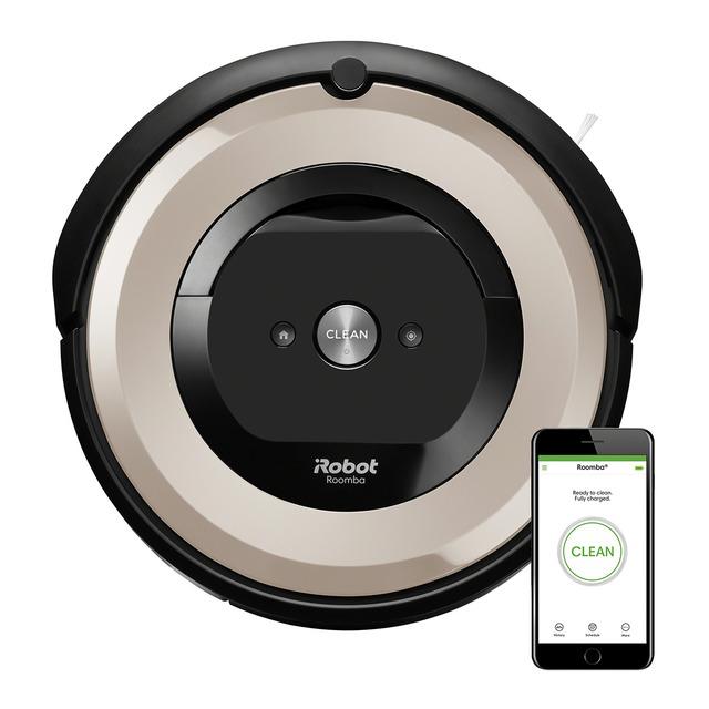 Roomba E5 y de regalo fregasuelos  braava jet 240