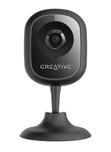 Creative Labs Live! CAM IP SmartHD - Cámara de vigilancia por WiFi,