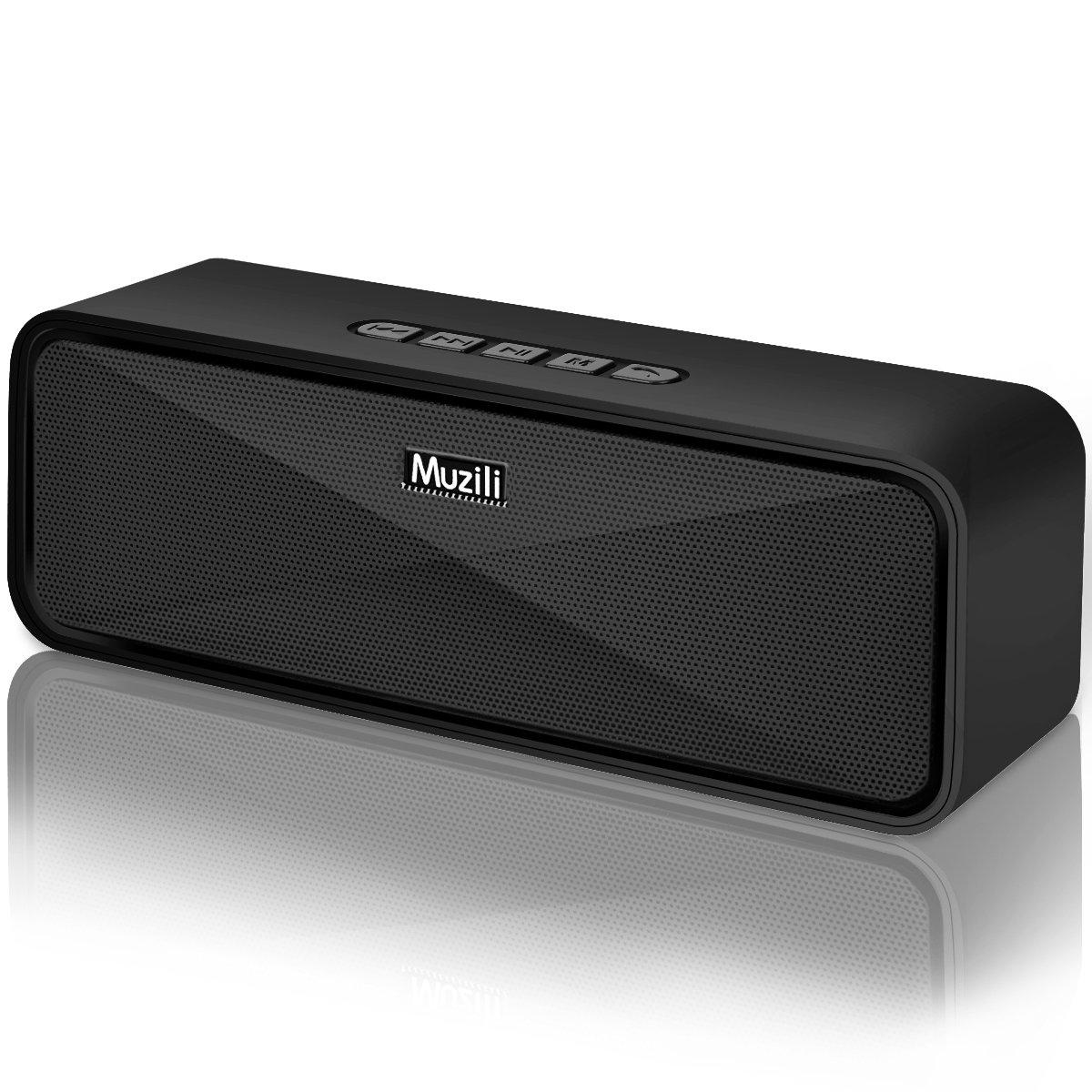 Altavoz Portatil  Bluetooth muy baratito y buenas valoraciones.