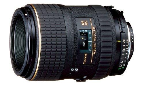 Tokina 100 mm f/2.8 ATX M PRO D Macro Autofocus por solo 299€