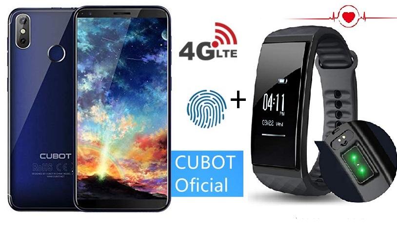 CUBOT J3 PRO 4G + CUBOT S1