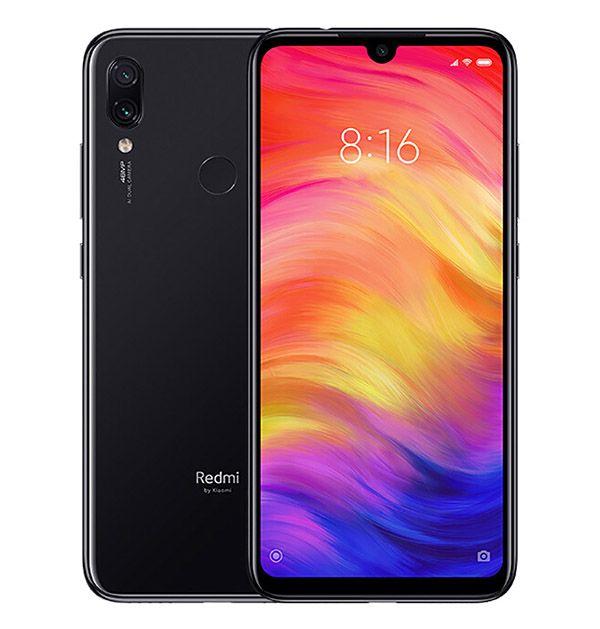"""Xiaomi Redmi Note 7 Smartphone 3GB 32GB 6,3"""" 48+13MP Versión En Español Negro"""