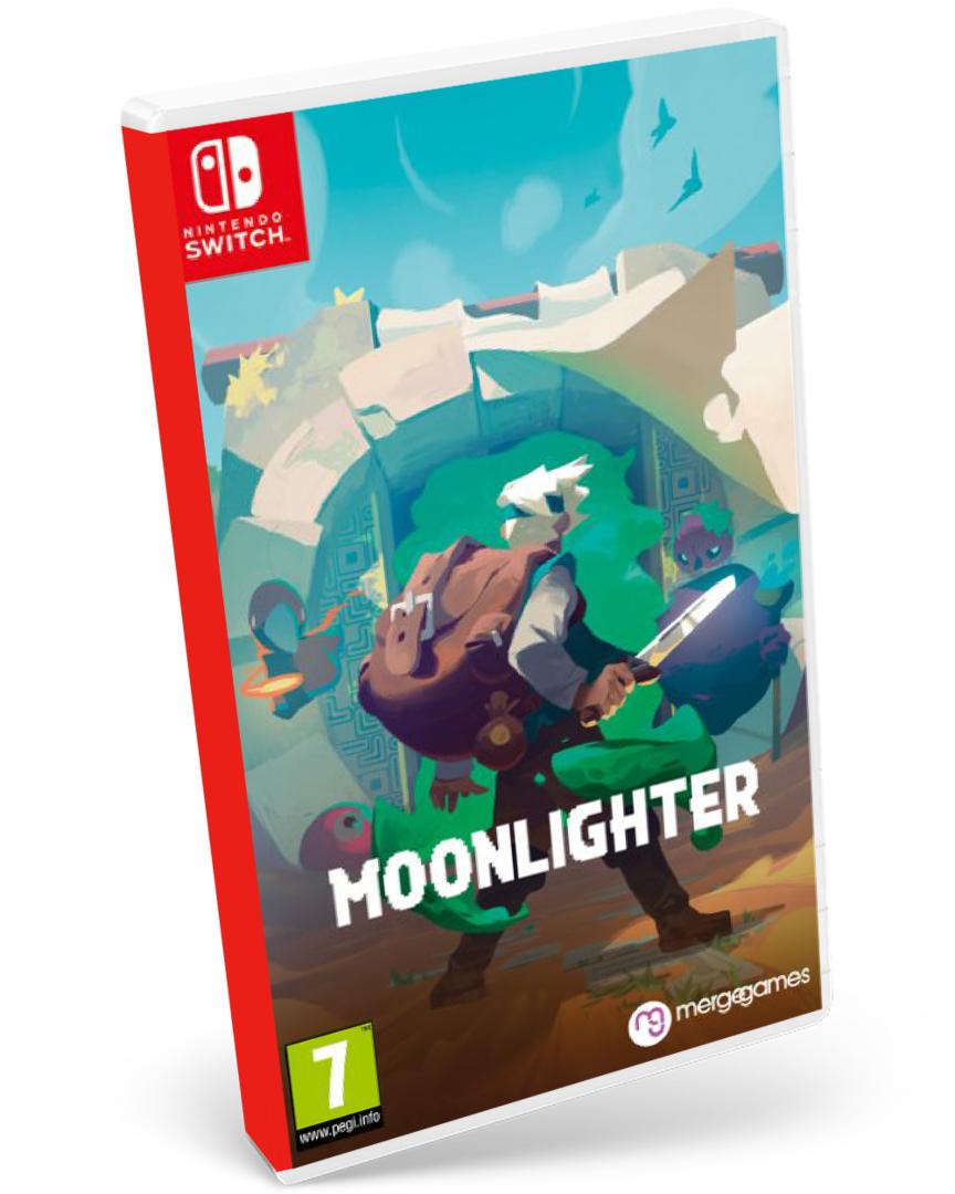 Moonlighter para Nintendo Switch y PS4