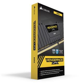 CORSAIR VENGEANCE LPX 16GB (2X8GB) 3000Mhz DDR4 - BLACK