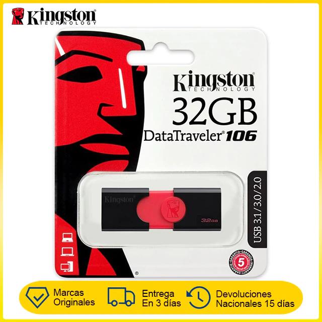PenDrive Kingston DataTraveler 106, 32 GB USB 3.1