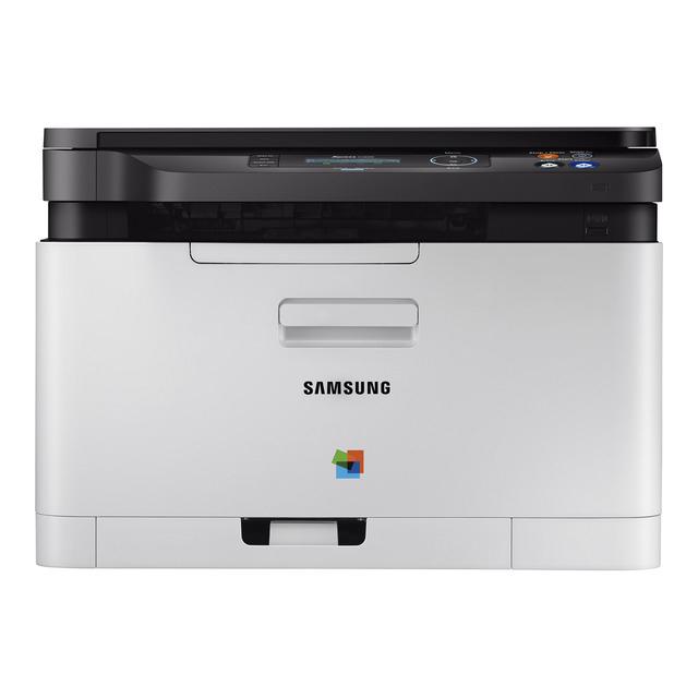 Impresora Multifunción Láser Samsung Xpress C480W