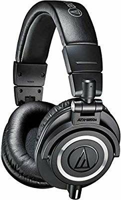 Audio Technica ATH-M50x - Auriculares para DJ