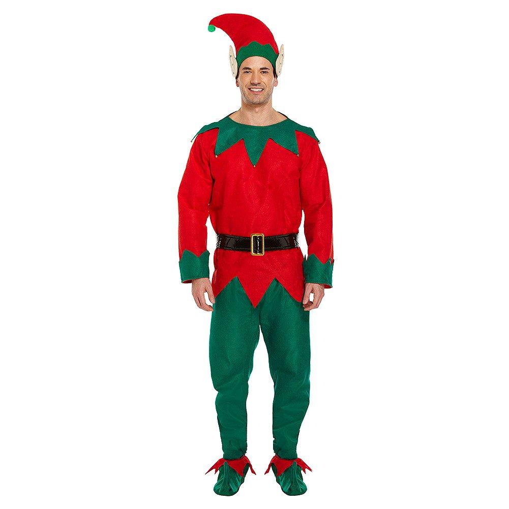 Disfraz de elfo para hombre, talla M (Reacondicionado)