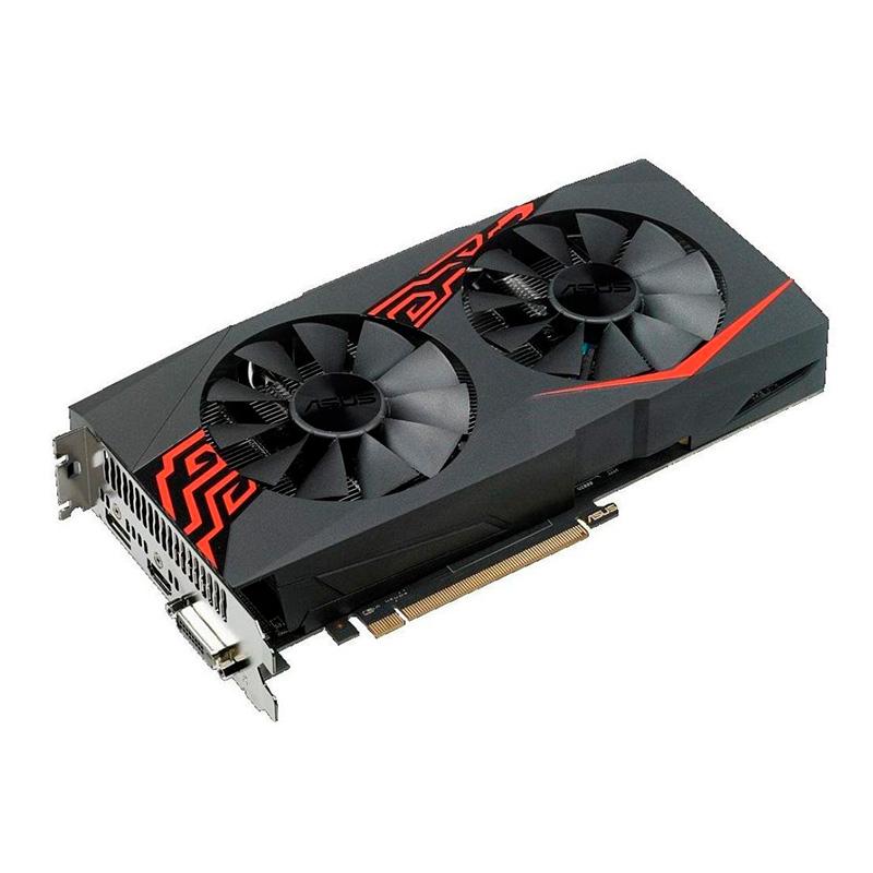 Asus Radeon RX 470 4GB GDDR5 Bulk (Bios > RX 570)