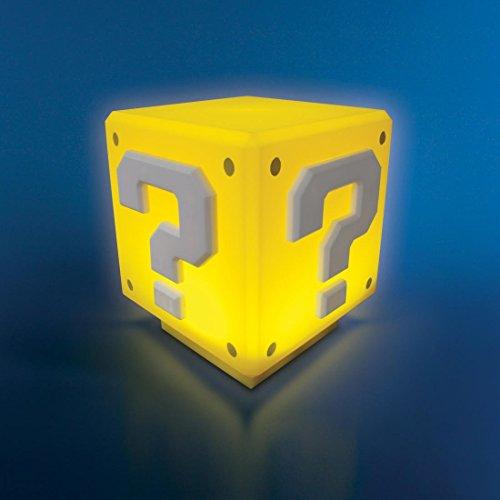 Lámpara de Super Mario Bros