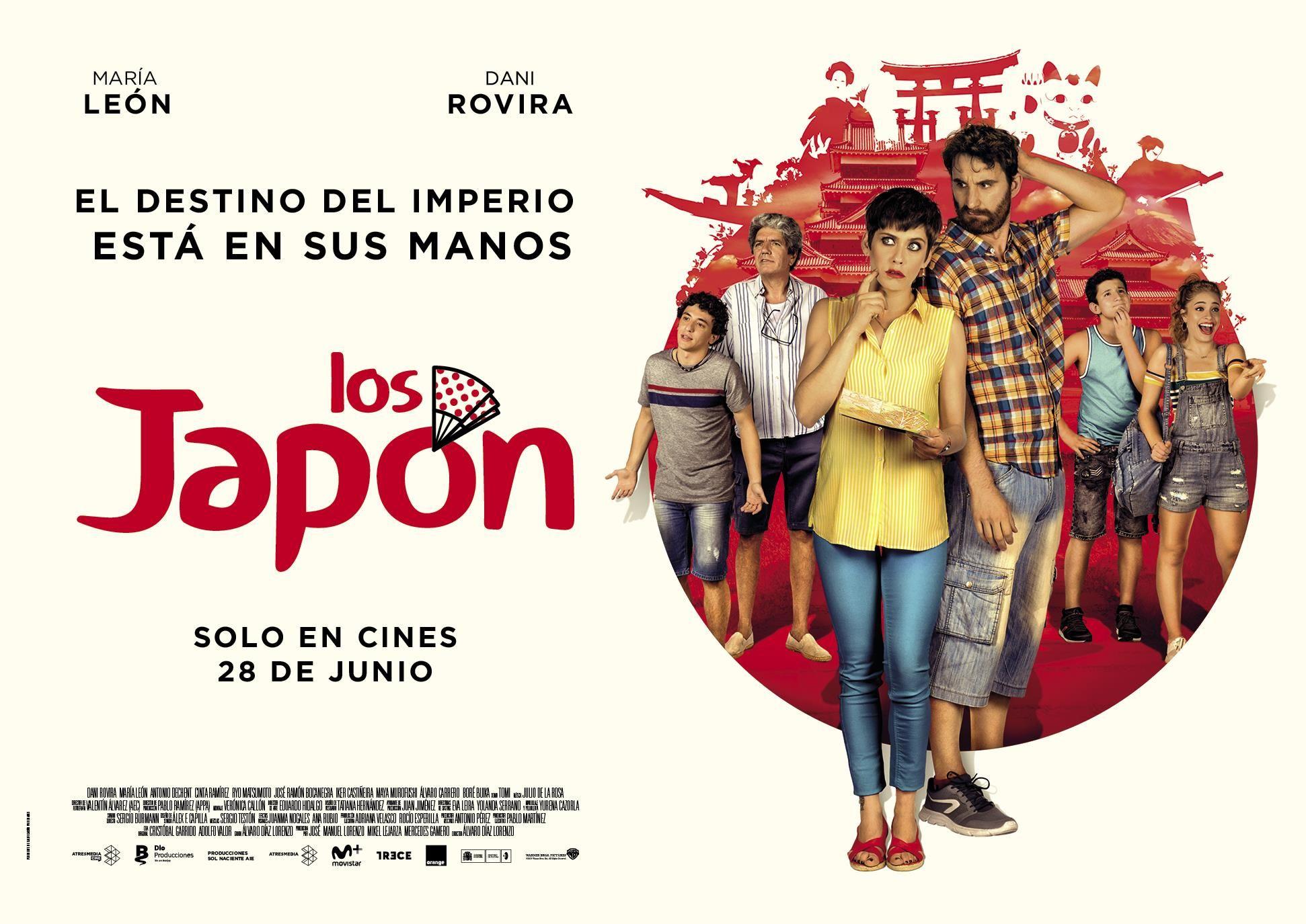 Entrada al preestreno Los Japon por 5 puntos travel Kinepolis Madrid