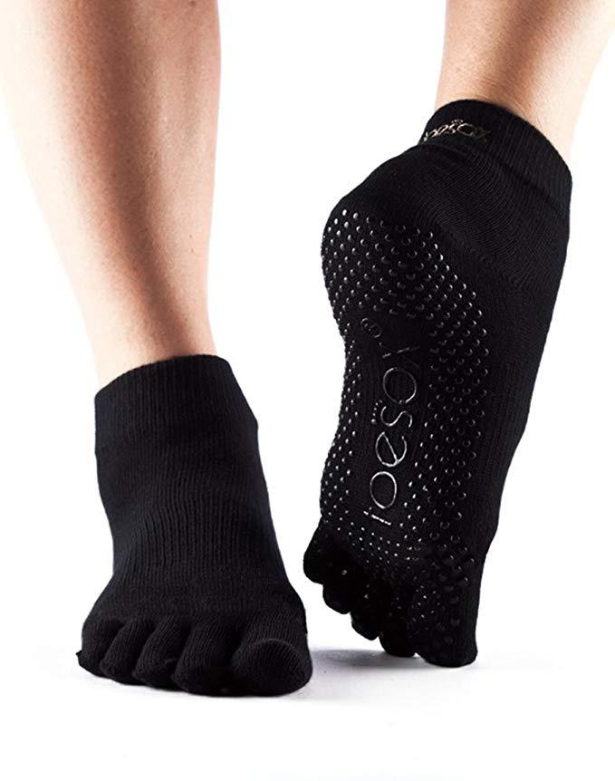 Calcetines Toesox de dedos