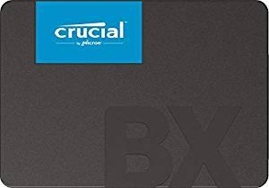 SSD 480 GB Crucial BX500 (Vendido por Amazon)