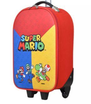 [AlCampo] Trolley 51cm, SUPER MARIO