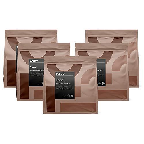 90 capsulas Café- Solimo Classic , compatibles con Senseo