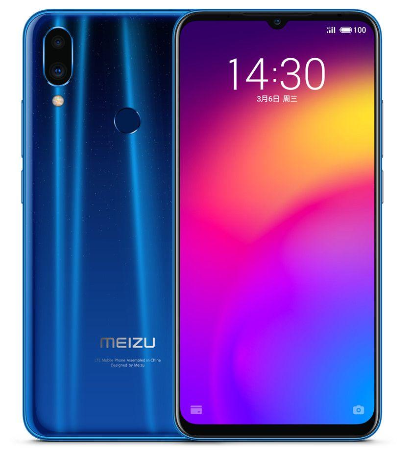 Meizu Note 9 4 GB RAM 64 GB ROM
