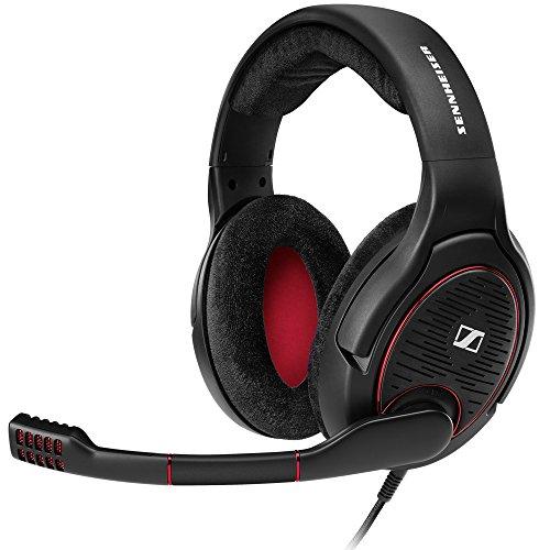 Sennheiser GAME ONE - Auriculares de diadema Abiertas gaming, negro