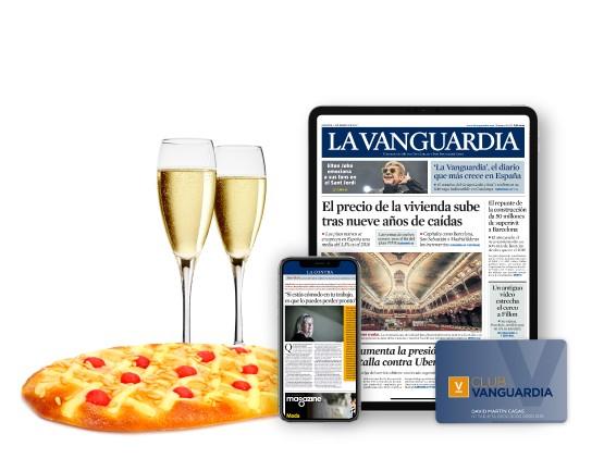 Suscripción gratuita a La Vanguardia (ed. digital) durante 2 meses