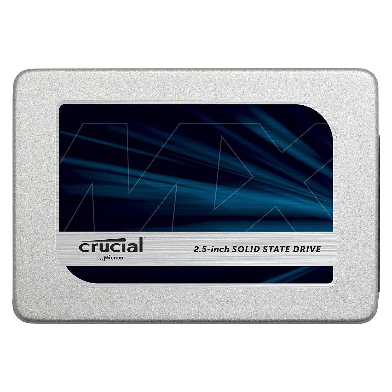 SSD Crucial MX300 275Gb solo 59.9€