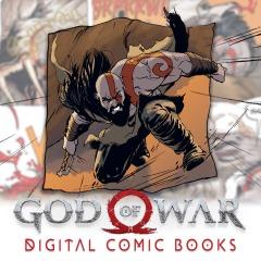 Gratis, God of War Comic Book 1 (Playstation Store)