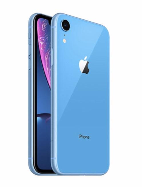 Iphone XR 256Gb Azul