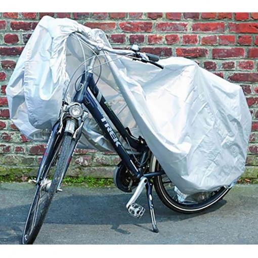 Funda Protección Para Bicis Y Ciclomotores Pack 3 Unds