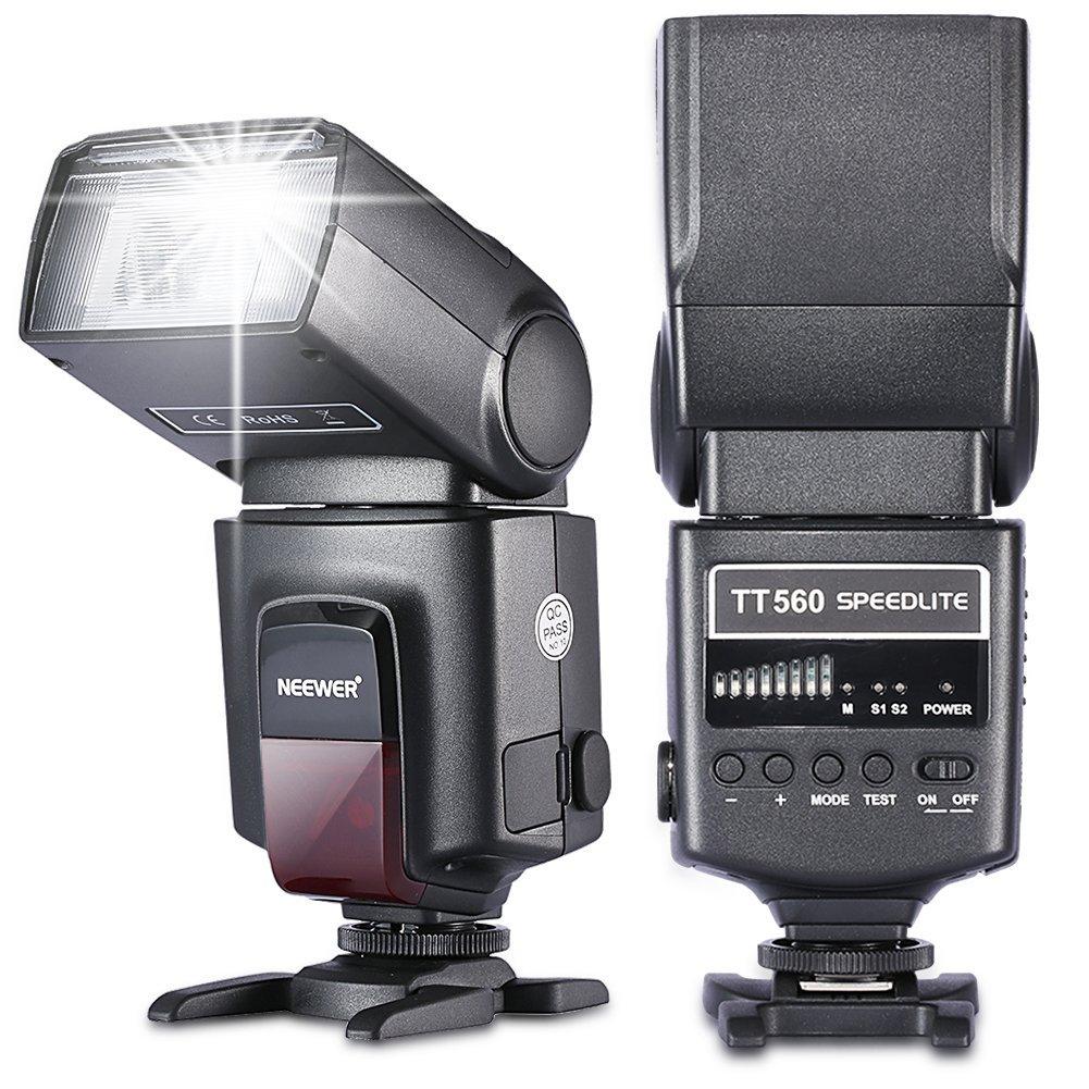 Flash Multisistema para Nikon,Canon, Sony, etc