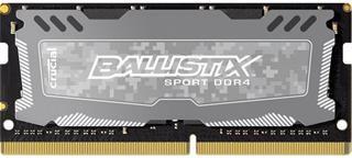 Memoria Ram Crucial 16GB DDR4 2666 MT/s SODIMM
