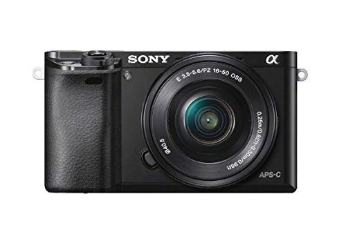 Sony Alpha 6000 cámara EVIL solo 413€