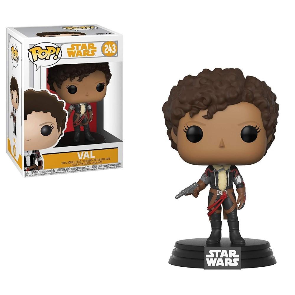 Funko Pop! - Val Star Wars: Red Cup Figura De Vinilo