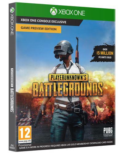 PUBG Físico Xbox One solo 4.01€