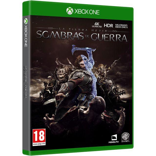 Xbox one la tierra media sombras de guerra