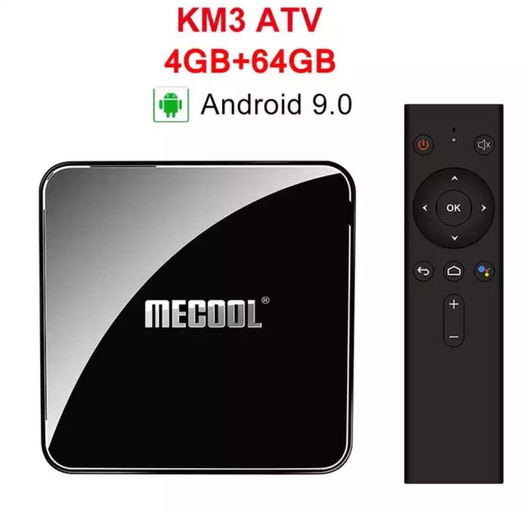 MECOOL KM3 TvBox [4/64GB]