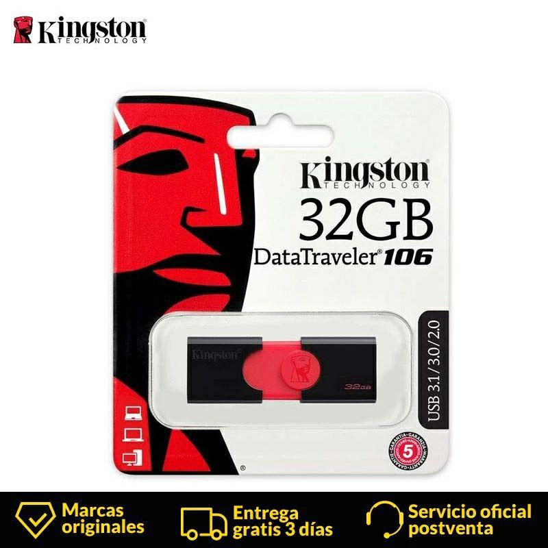 Pen Drive 32GB Kingston