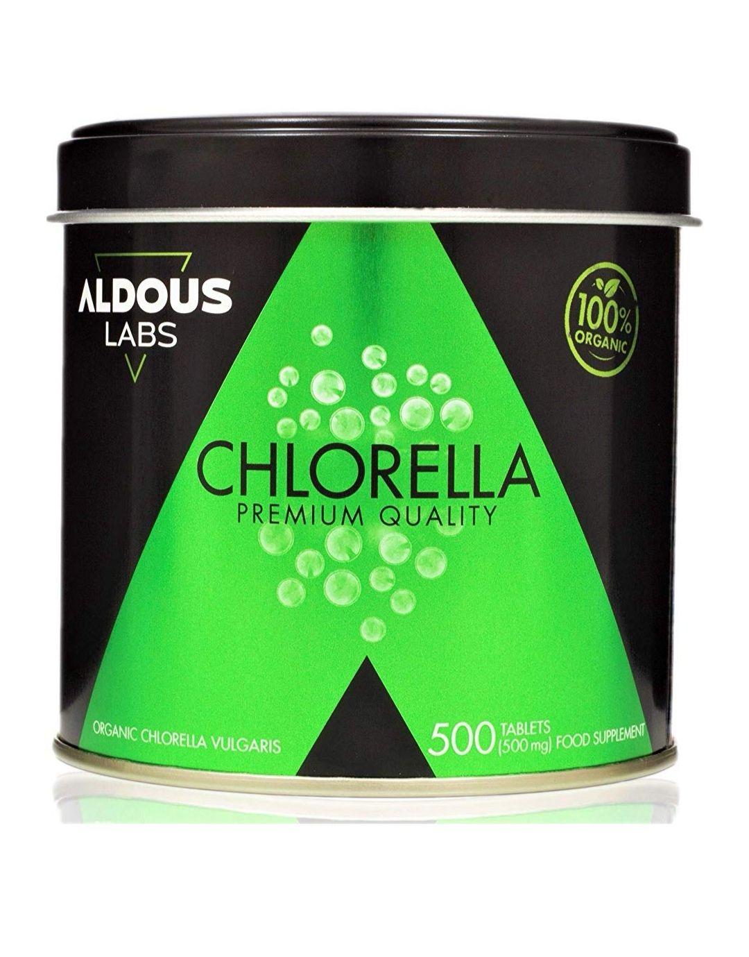 Chlorella Ecológica Premium para 165 días