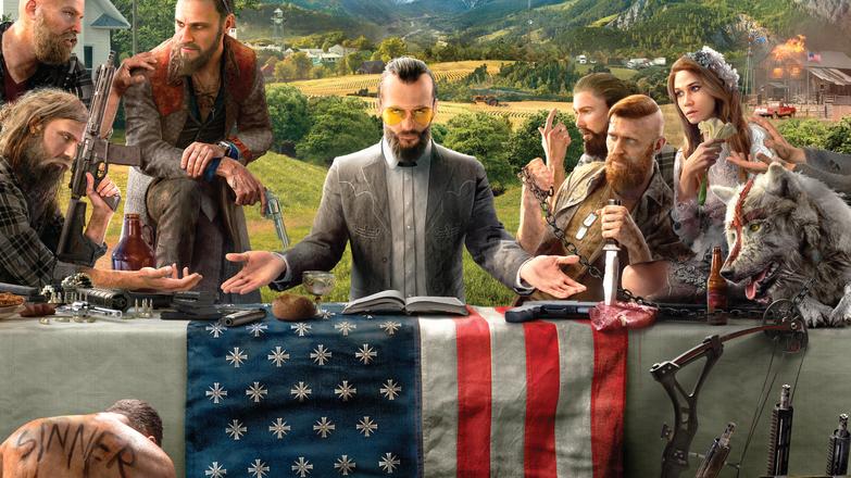 Far Cry 5 [Uplay] +10,55€ (PREORDER)