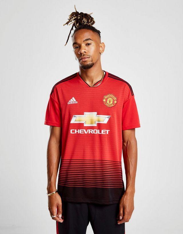 Camiseta Manchester United FC 2018/19 1.ª equipación