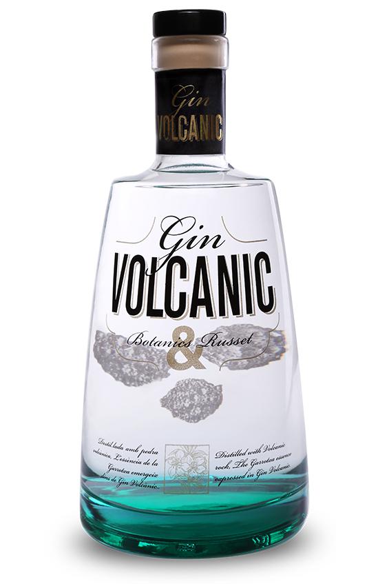 Volcanic Ginebra Triple Destilada con Piedra Volcánica Gin - 700 ml