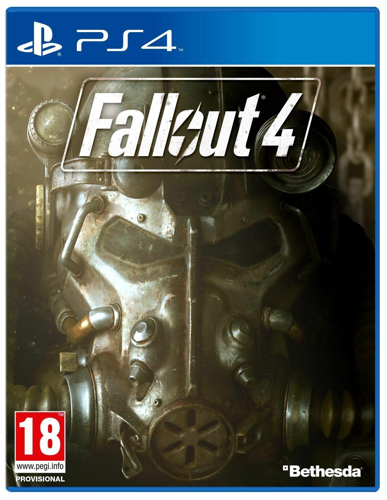 Fallout 4 para PS4