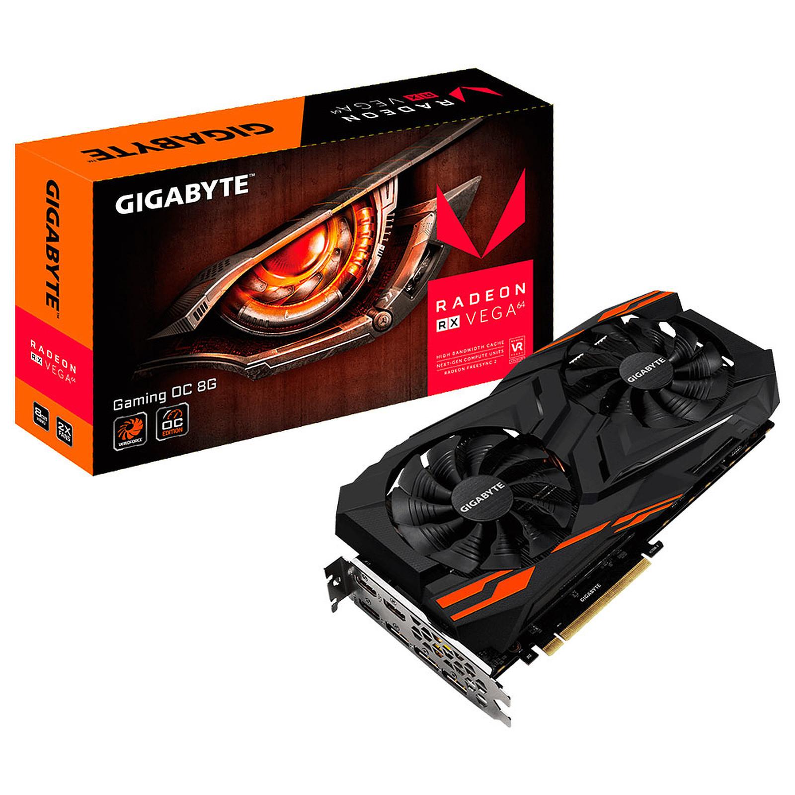Gigabyte Radeon Vega 56 (REACO)