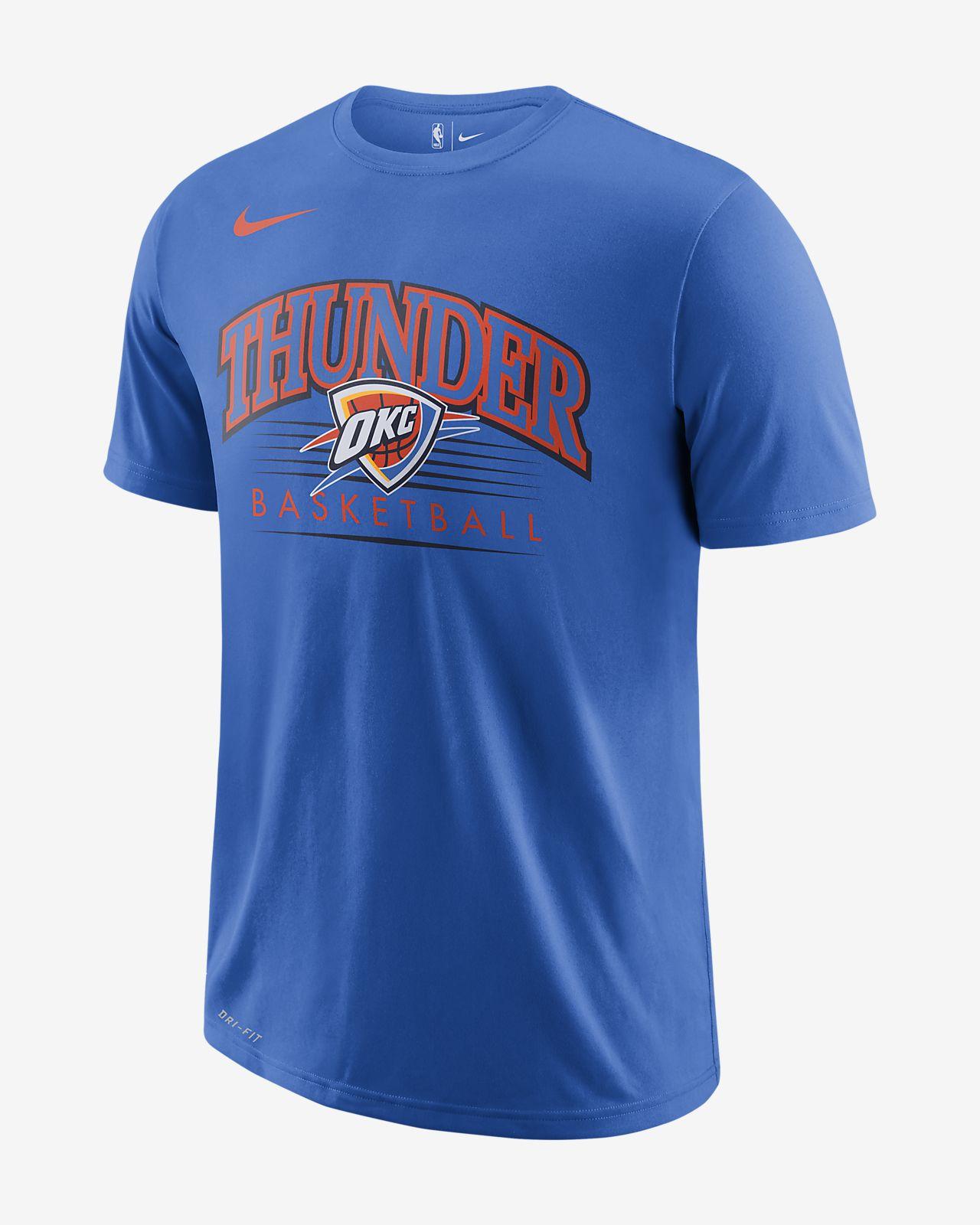 Camiseta Nike nba Oklahoma City Thunder