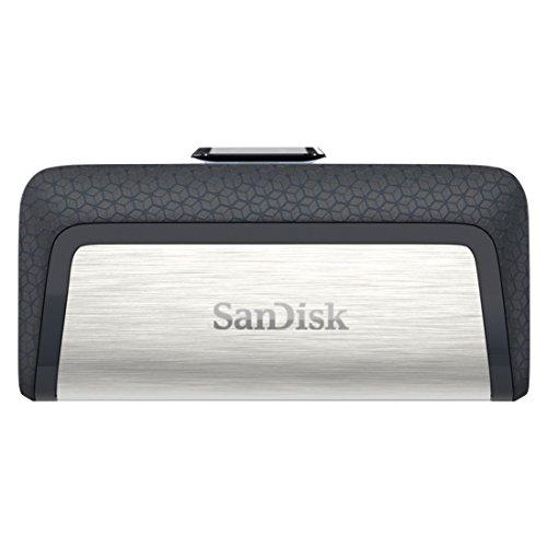 USB doble SanDisk Ultra de 128 GB con USB 3.1