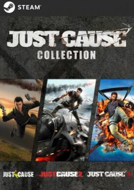 PC (STEAM): Descuentos del 85% al 90% en la saga JUST CAUSE