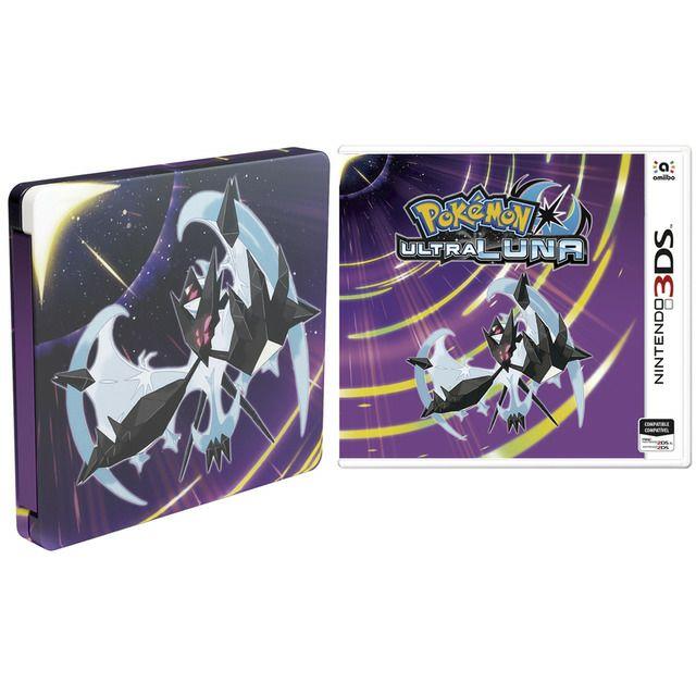 Pokemon Ultra Luna/Sol Edición Especial