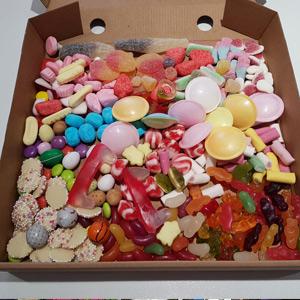 [AlCampo] Surtido de chuches, caramelos, chupa chups