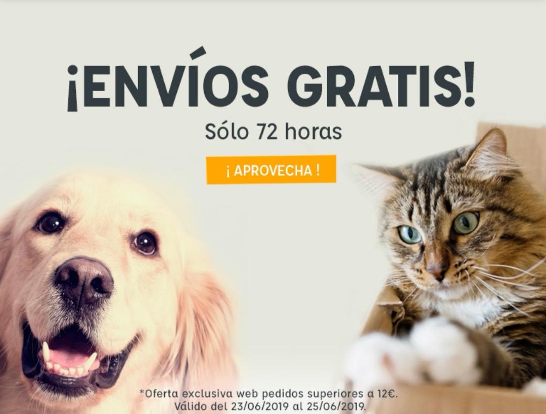ENVIOS GRATIS CON COMPRA MÍNIMA DE 12€
