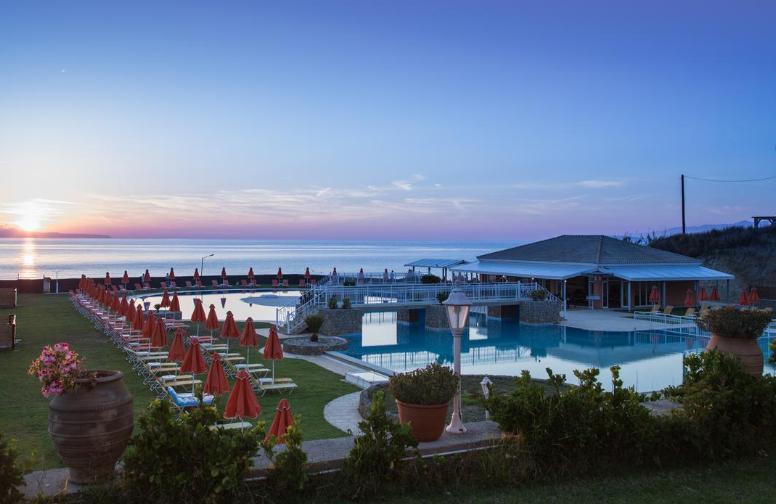 Corfu 250€/p= 8 noches en hotel 3* + vuelos desde Barcelona