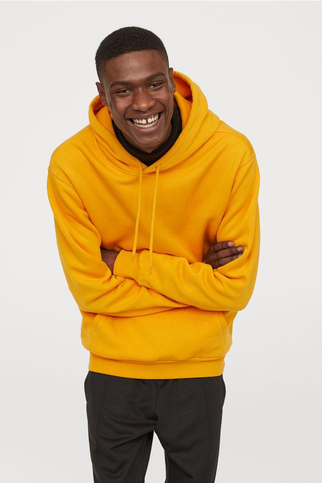 Sudadera con capucha para hombre H&M