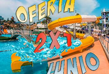 2x1 en Isla Fantasía (Vilassar de Dalt)