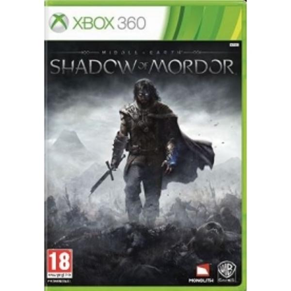 La Tierra Media Sombras de Mordor Xbox 360